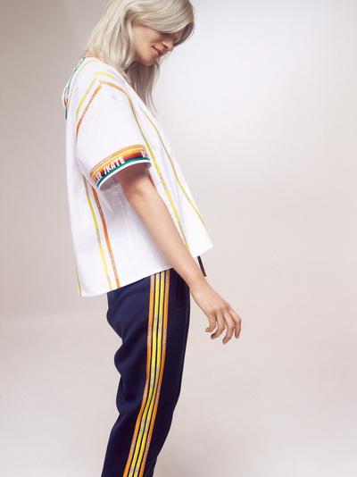 Mira Mikati Spring 2018 Ready-to-Wear - Look #6