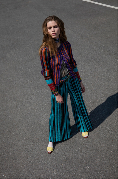 Missoni Resort 2018 - Look #22