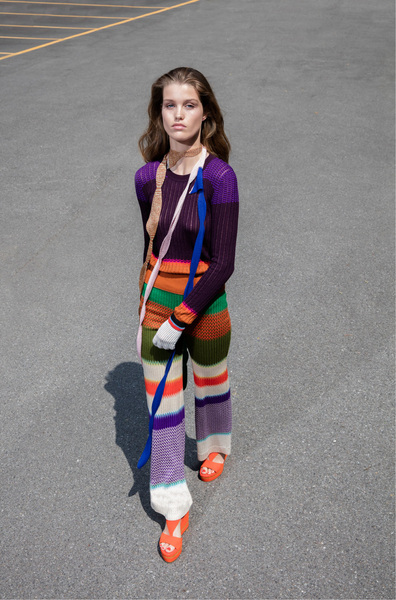 Missoni Resort 2018 - Look #3