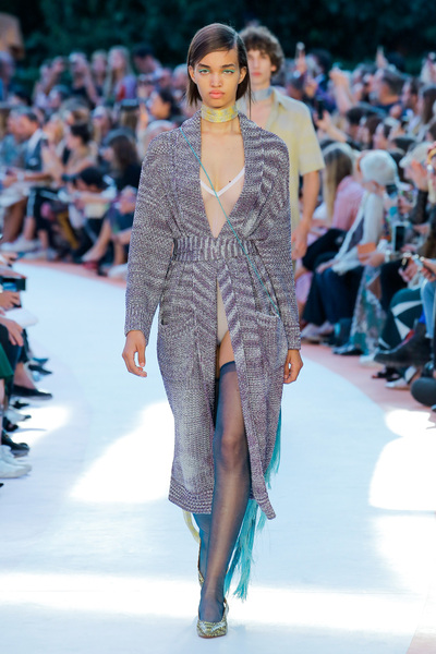 Missoni Spring 2018 Ready-to-Wear - Look #12