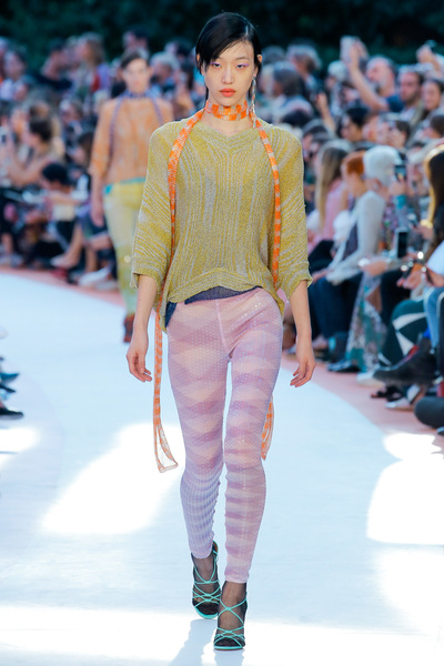 Missoni Spring 2018 Ready-to-Wear - Look #14