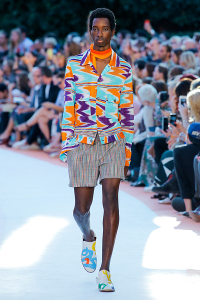 Missoni Spring 2018 Ready-to-Wear - Look #21
