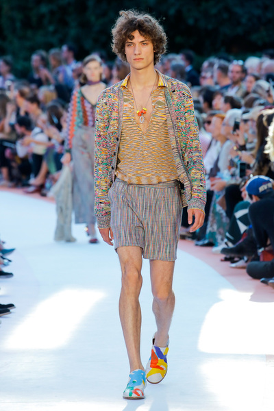 Missoni Spring 2018 Ready-to-Wear - Look #29