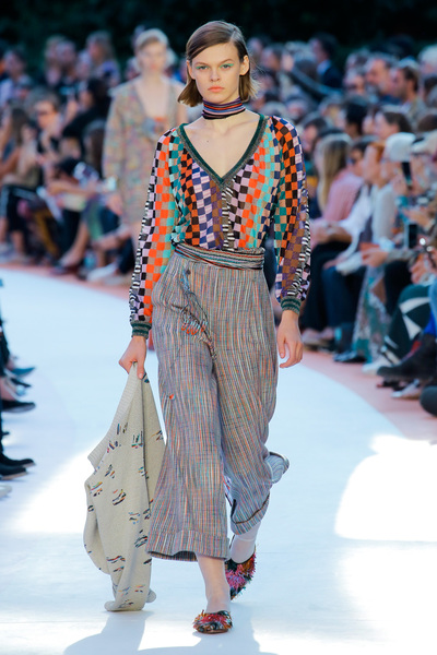 Missoni Spring 2018 Ready-to-Wear - Look #30
