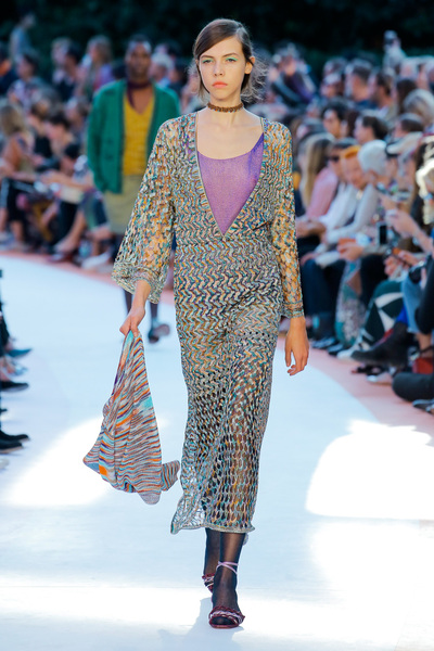 Missoni Spring 2018 Ready-to-Wear - Look #32