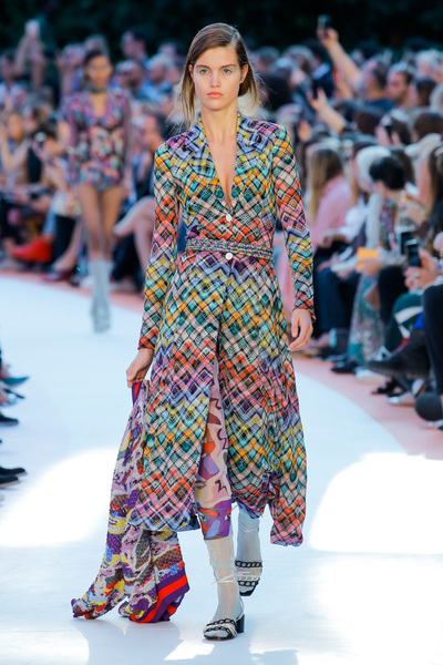 Missoni Spring 2018 Ready-to-Wear - Look #37