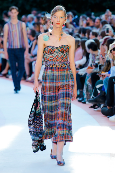 Missoni Spring 2018 Ready-to-Wear - Look #43