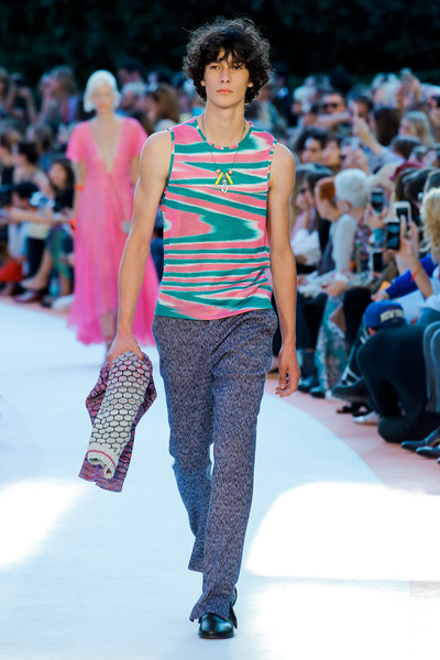 Missoni Spring 2018 Ready-to-Wear - Look #50