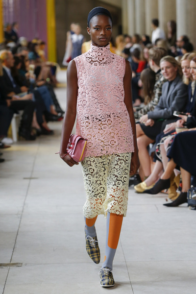Miu Miu Spring 2018 Ready-to-Wear - Look #32