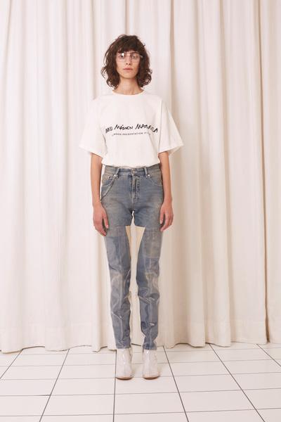 MM6 Maison Margiela Spring 2018 Ready-to-Wear - Look #1