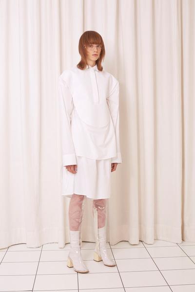 MM6 Maison Margiela Spring 2018 Ready-to-Wear - Look #10