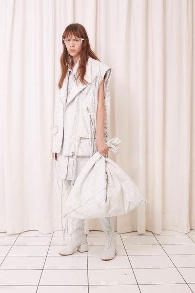 MM6 Maison Margiela Spring 2018 Ready-to-Wear - Look #11
