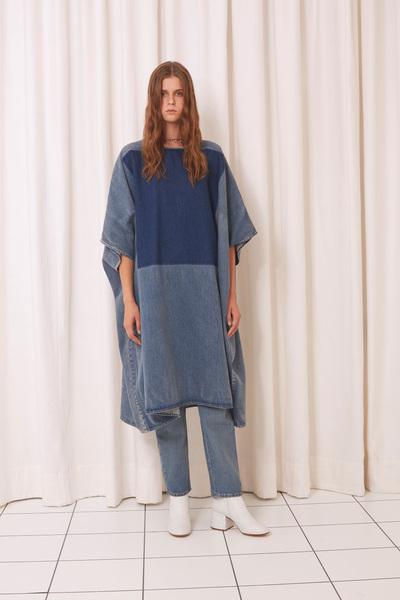 MM6 Maison Margiela Spring 2018 Ready-to-Wear - Look #13
