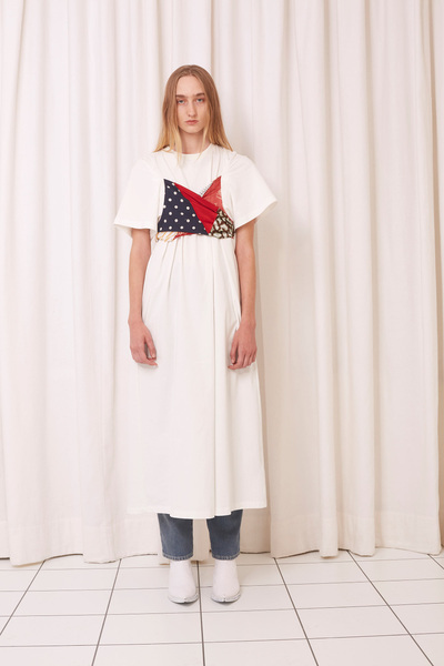 MM6 Maison Margiela Spring 2018 Ready-to-Wear - Look #14