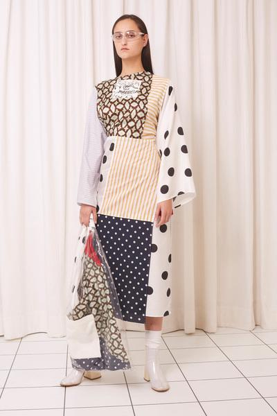 MM6 Maison Margiela Spring 2018 Ready-to-Wear - Look #15