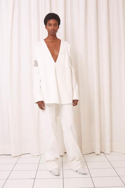MM6 Maison Margiela Spring 2018 Ready-to-Wear - Look #16
