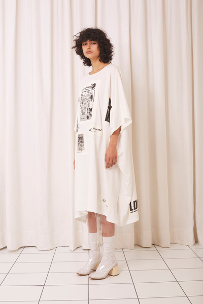 MM6 Maison Margiela Spring 2018 Ready-to-Wear - Look #18