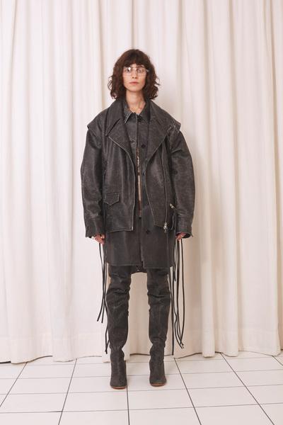 MM6 Maison Margiela Spring 2018 Ready-to-Wear - Look #19