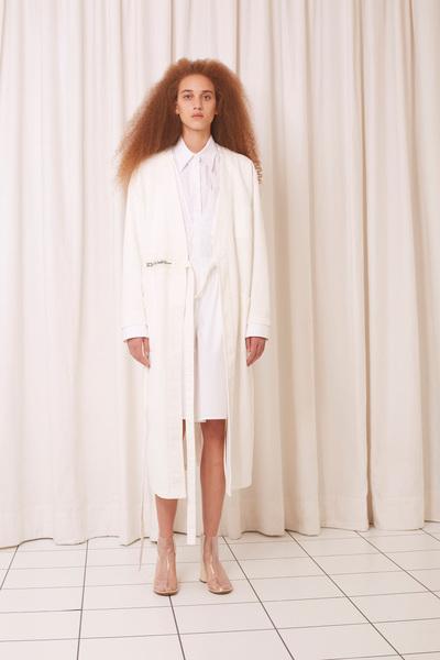 MM6 Maison Margiela Spring 2018 Ready-to-Wear - Look #2