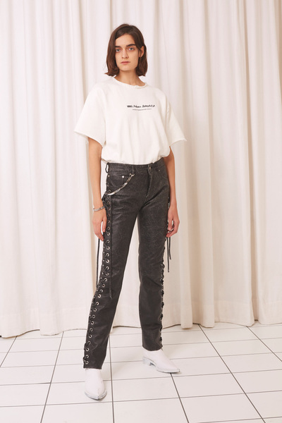 MM6 Maison Margiela Spring 2018 Ready-to-Wear - Look #22