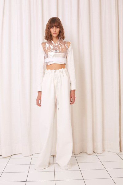 MM6 Maison Margiela Spring 2018 Ready-to-Wear - Look #23