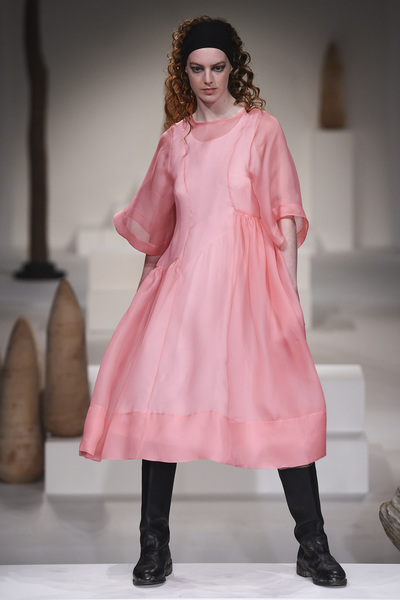 Molly Goddard Spring 2018 Ready-to-Wear - Look #15