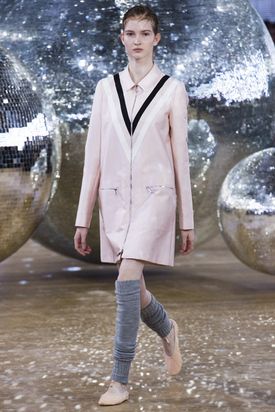 Moncler Gamme Rouge Spring 2018 Ready-to-Wear - Look #26
