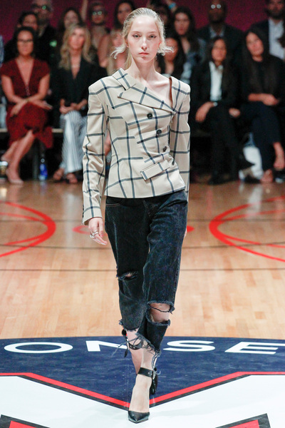 Monse Spring 2018 Ready-to-Wear - Look #1
