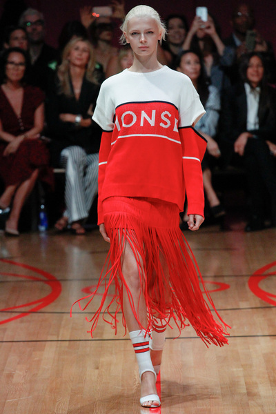 Monse Spring 2018 Ready-to-Wear - Look #12