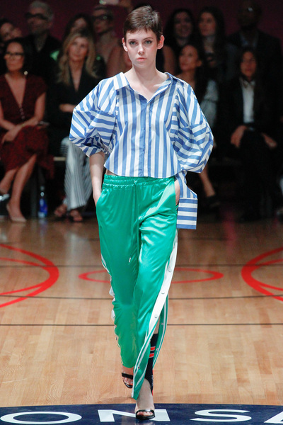 Monse Spring 2018 Ready-to-Wear - Look #17