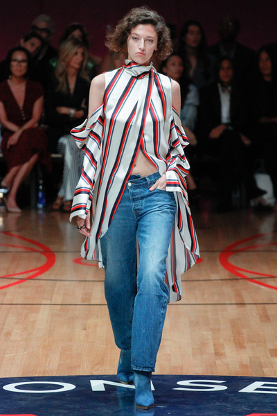 Monse Spring 2018 Ready-to-Wear - Look #25