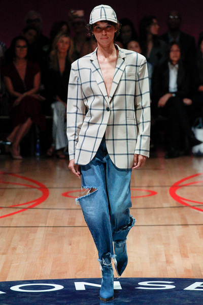 Monse Spring 2018 Ready-to-Wear - Look #4