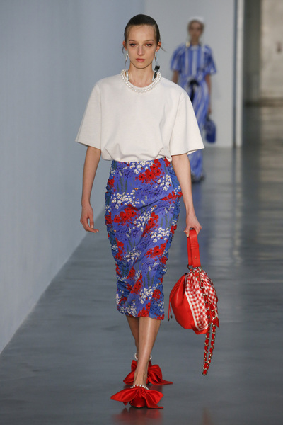 Mother Of Pearl Spring 2018 Ready-to-Wear - Look #17
