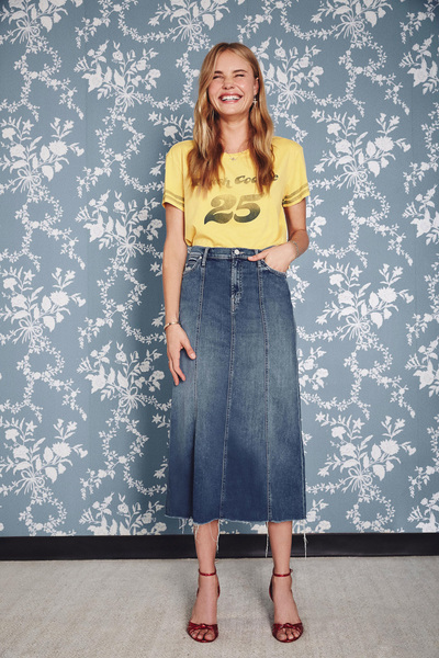MOTHER Spring 2018 Ready-to-Wear - Look #16