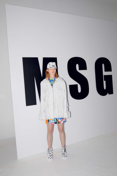 MSGM Resort 2018 - Look #26