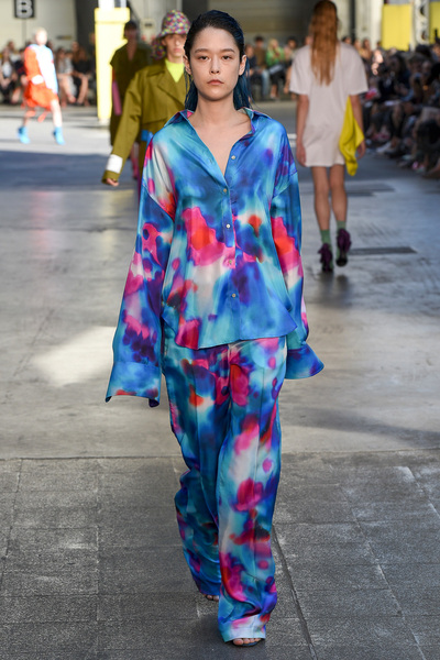 MSGM Spring 2018 Ready-to-Wear - Look #10
