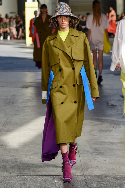 MSGM Spring 2018 Ready-to-Wear - Look #11