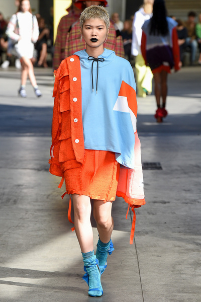 MSGM Spring 2018 Ready-to-Wear - Look #13