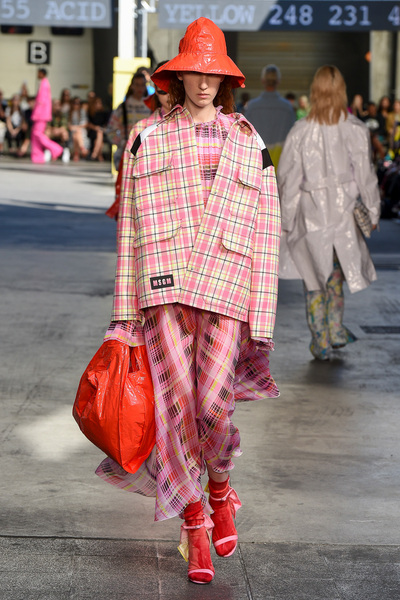 MSGM Spring 2018 Ready-to-Wear - Look #14