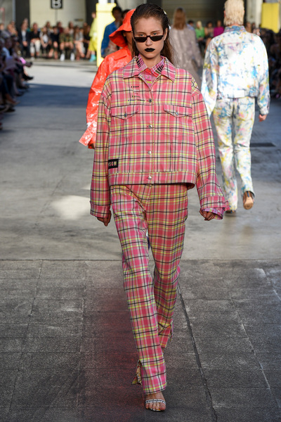MSGM Spring 2018 Ready-to-Wear - Look #15
