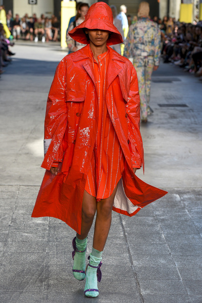 MSGM Spring 2018 Ready-to-Wear - Look #16