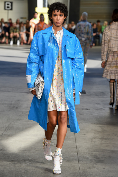MSGM Spring 2018 Ready-to-Wear - Look #18