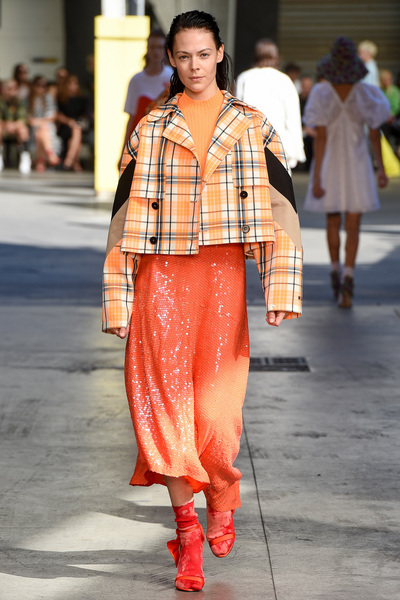 MSGM Spring 2018 Ready-to-Wear - Look #19