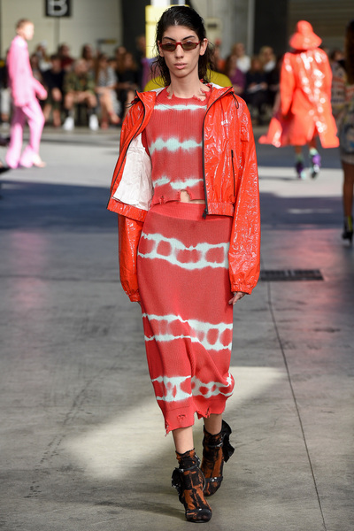 MSGM Spring 2018 Ready-to-Wear - Look #2