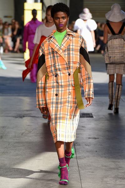MSGM Spring 2018 Ready-to-Wear - Look #20