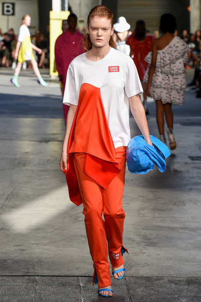MSGM Spring 2018 Ready-to-Wear - Look #21