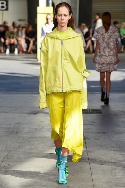 MSGM Spring 2018 Ready-to-Wear - Look #23