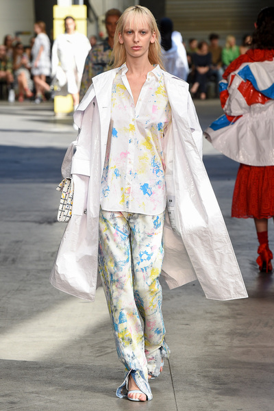 MSGM Spring 2018 Ready-to-Wear - Look #28