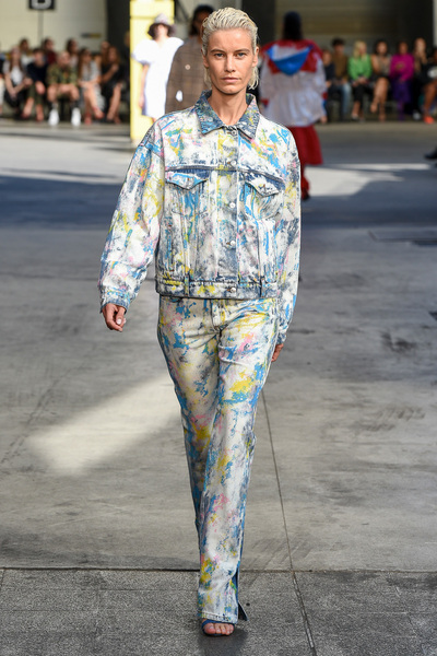 MSGM Spring 2018 Ready-to-Wear - Look #29