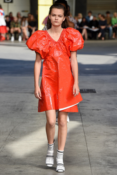 MSGM Spring 2018 Ready-to-Wear - Look #33